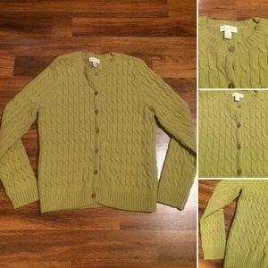 🦋2/$10 3/$15 4/$18 5/$20 Vintage Wool Cardigan